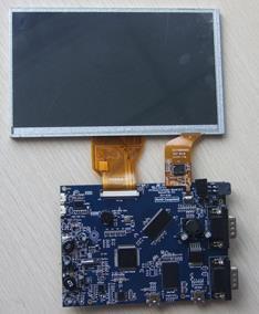7 Quot Smart Lcd Display